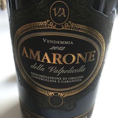 Villa Annaberta Amarone della Valpolicella, Co-op Italian wines
