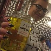 Ungava Canadian Premium Gin Crosby gin tasting