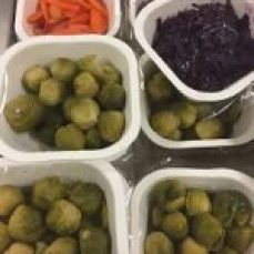 Christmas sprouts Share Your Lunch Can Cook