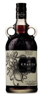 Kraken Premium Spiced Rum Christmas drinks