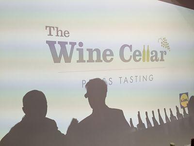 Lidl Wine Tasting January 2016
