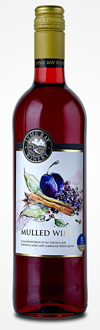 Mulled Wine Lyme Bay Winery Christmas drinks