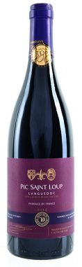 Taste The Difference Pic Saint Loup Christmas red wine