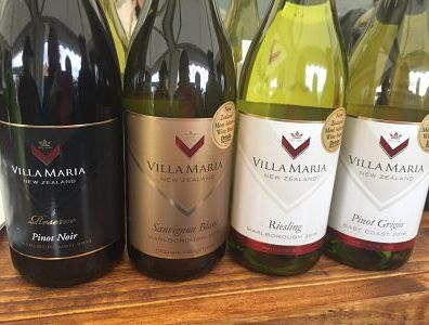 Villa Maria Wines for summer at Chatsworth