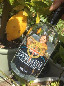 Supermarine Vodka from Spitfire Heritage Distillers