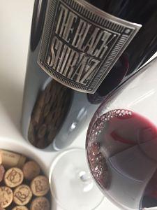 The Black Shiraz Co-operative wine