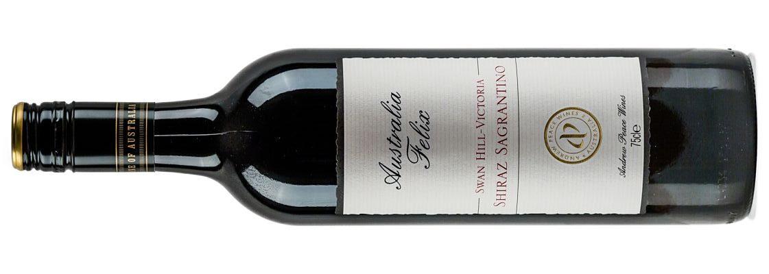 Wines of Australia Felix Swan Hill Victoria Shiraz-Sagrantino