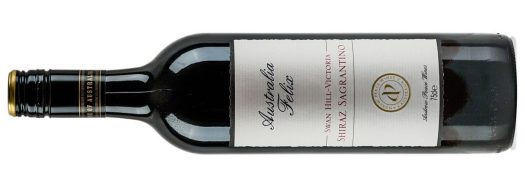 Wines of Australia Felix Swan Hill Victoria Shiraz-Sagrantino