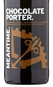 Meantime Chocolate Porter Christmas party drinks