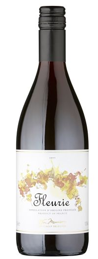 Morrisons The Best Fleurie red wine for Christmas