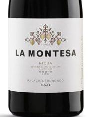 Palacios Remondo Rioja Crianza La Montesa red wine for Christmas