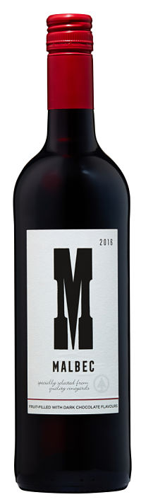 Spar Alphabet Series Malbec wine