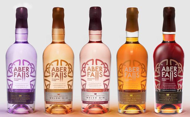 Aber Falls gins range gin reviews
