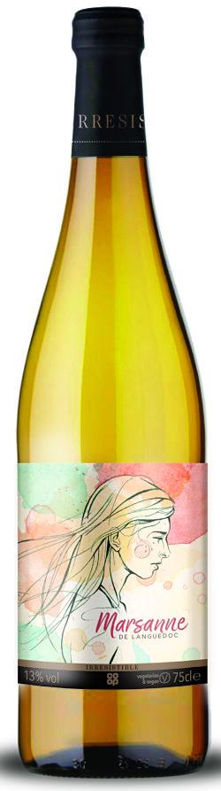 Co-op Irresistible Marsanne Easter wines