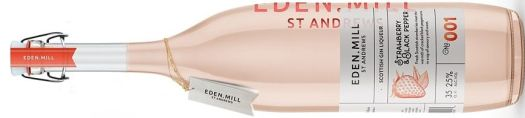 Eden Mill strawberry and pepper gin reviews