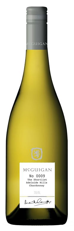 McGuigan The Shortlist Chardonnay Easter wines