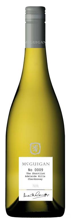 McGuigan The Shortlist Chardonnay Easter wines