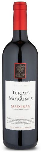 Terres de Moraines Madiran vegan-friendly wine