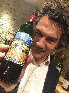 Jean Claude Mas Cote Mas red wine