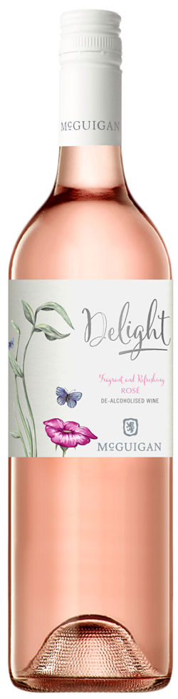 McGuigan Delight rosé