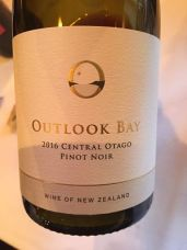 Outlook Bay Pinot Noir Lidl Wine Tour