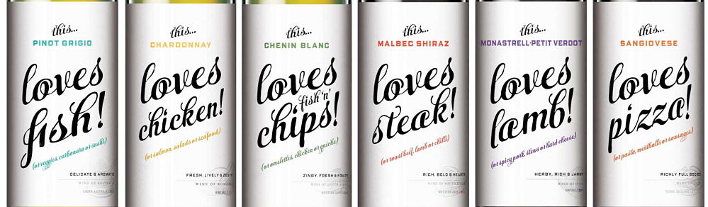 "I put the new ""this loves"" Aldi wines range to the test. Which involves eating. Lots of it."