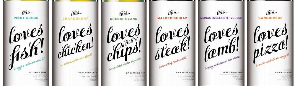 this loves Aldi wines range