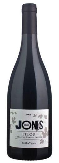 Domaine Jones Fitou 2016 festive red wines