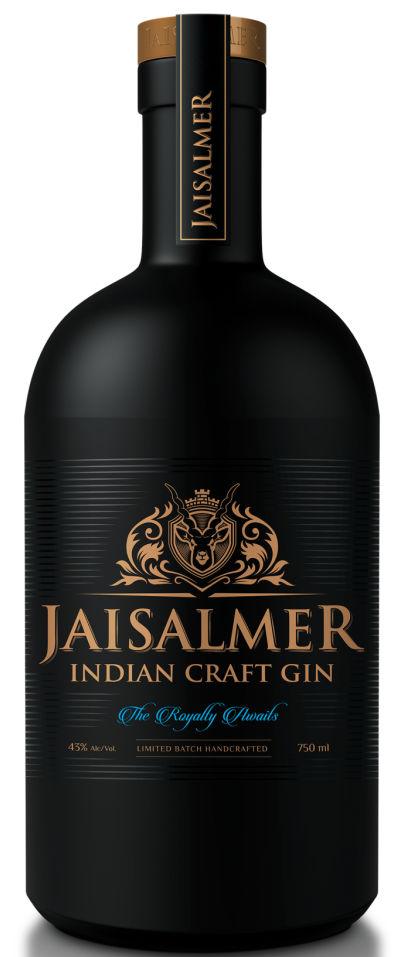Jaisalmer Gin reviews