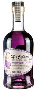 Mrs Cuthberts Parma Violet gin reviews