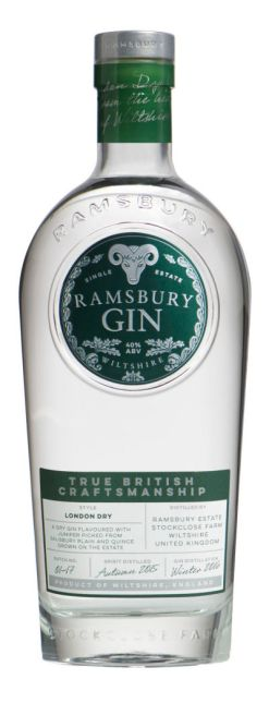 Ramsbury Gin gin reviews