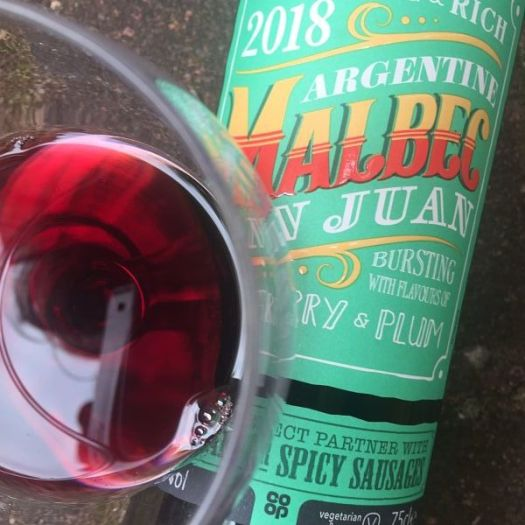 Co-op Argentine Malbec review