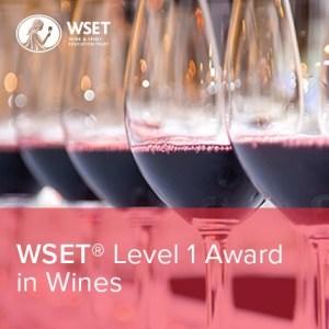 WSET Level One Logo