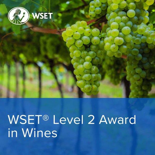 WSET Level Two Logo