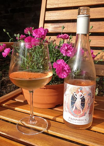 Prophecy Rosé for National Picnic Week