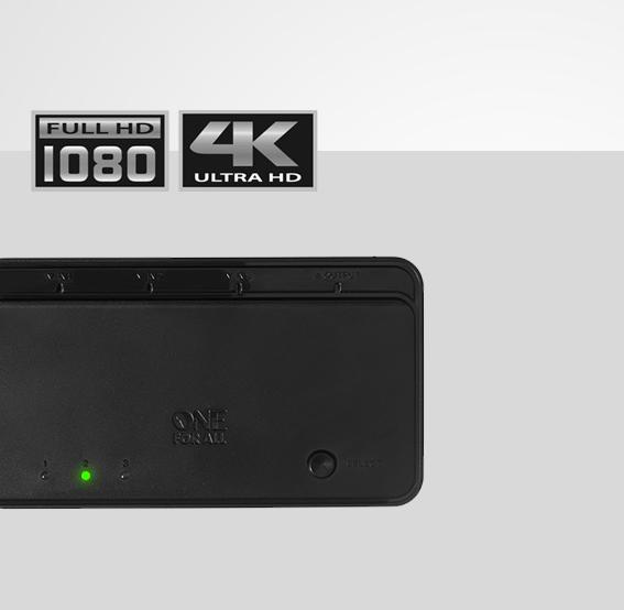 SV1630 HDMI Switch