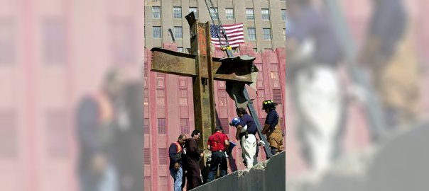 9/11 cross and flag— a Christian nation?