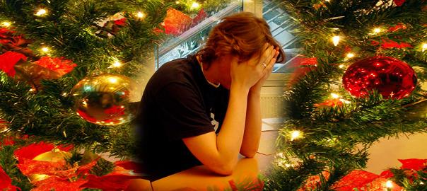 Stressed & broke at Christmas