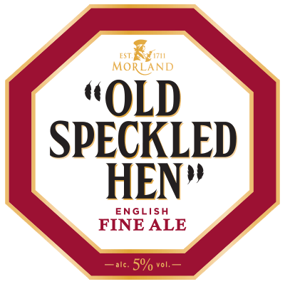 Old Speckled Hen Logo OFTR