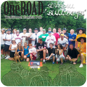 OFTR Softball Bulldogs August 2018 Game