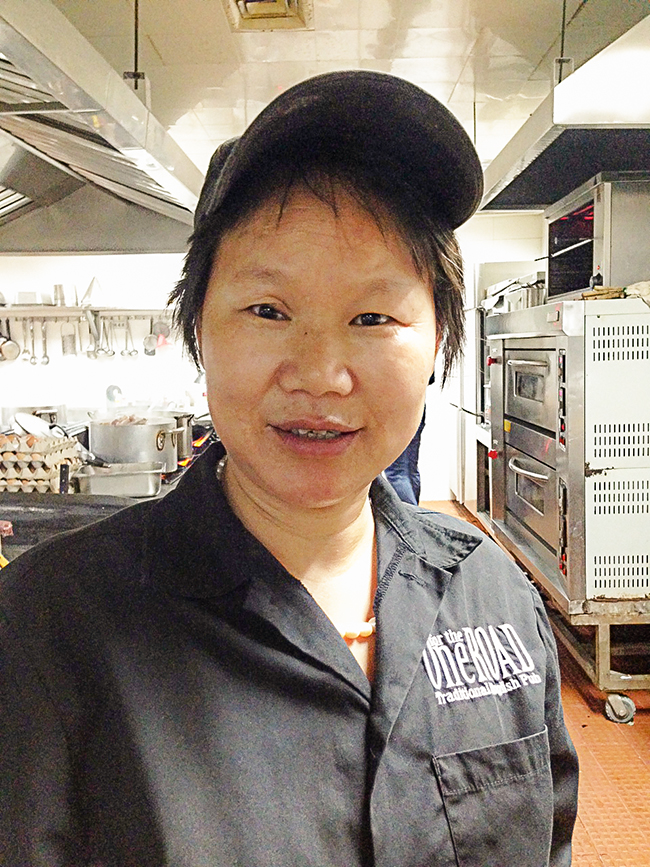 Kitchen Hand Vicky – Employee of the Month September 2013