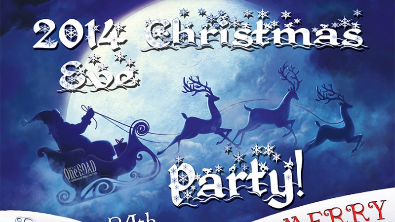 OFTR 2014 Christmas Eve Party rev a banner