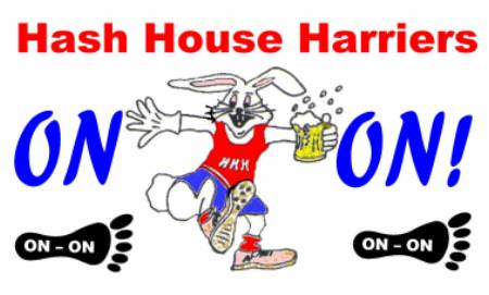 Hash House Harriers Group Runs May 2018
