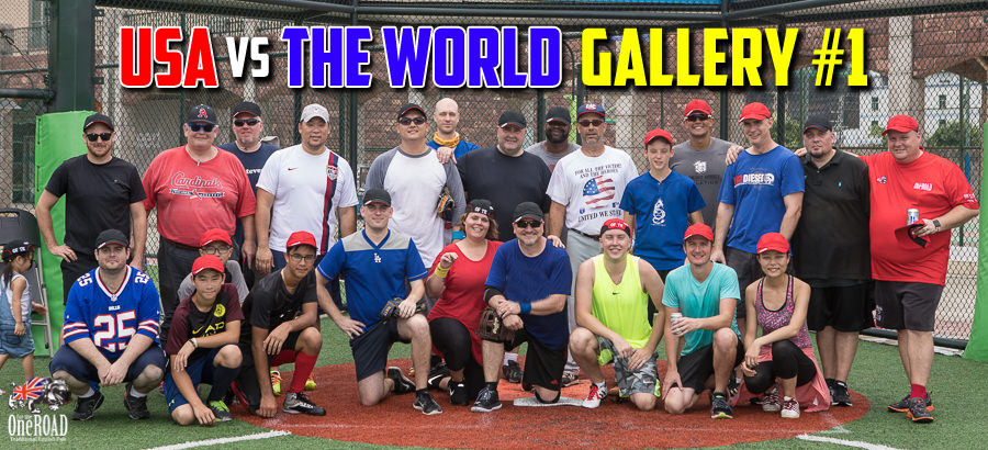 Annual Independence Day Softball Gallery #1 年度独立日垒球运动#1