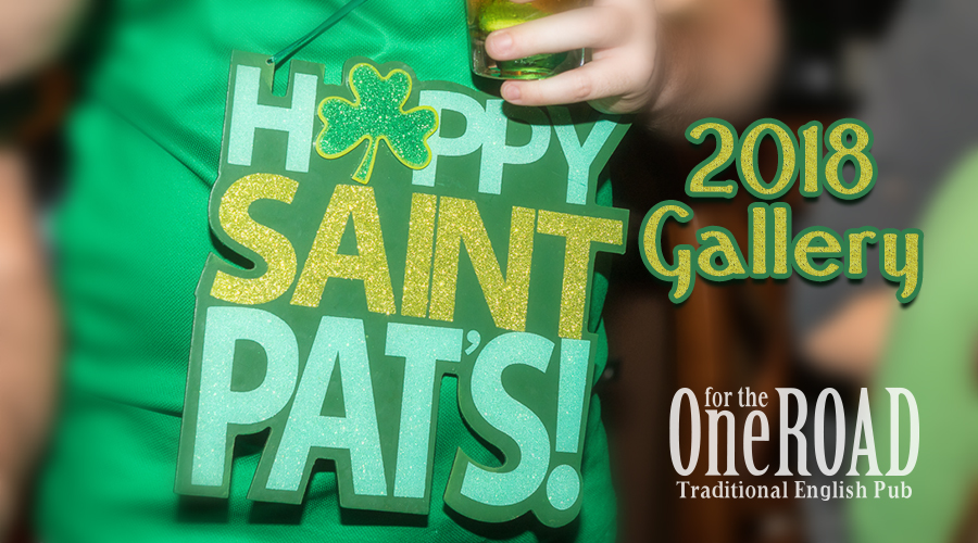 OFTR 2018 St Patrick's Day Gallery