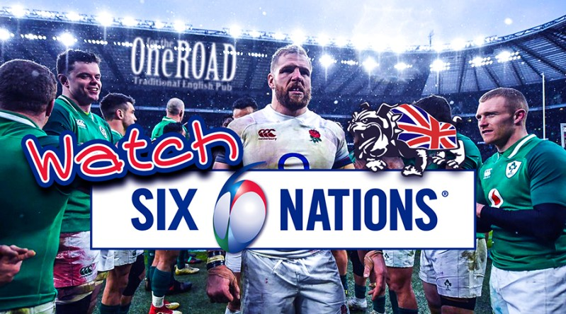 6 Nations Rugby Closing Month
