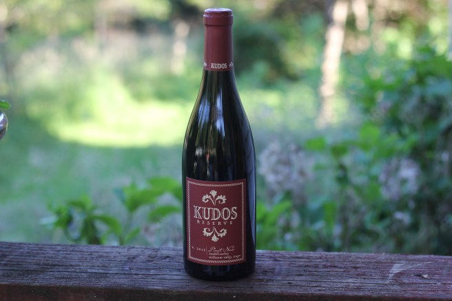 2012 Kudos Yamhill-Carlton Pinot Noir