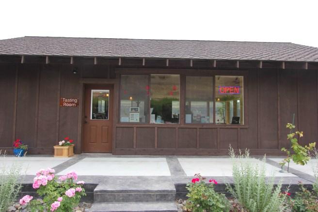 Jacob Williams Winery Tasting Room