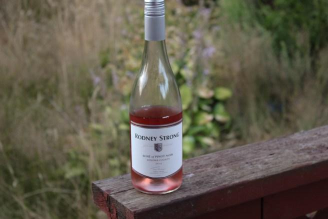 2014 Rodney Strong Rosé of Pinot Noir