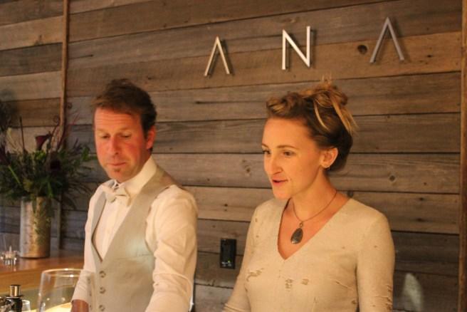 Steve & Kris, owners of Analemma